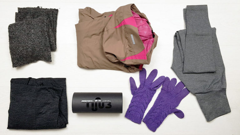 camino 4 Warm clothing packing for Santiago de compostela take one TUUB with you copy