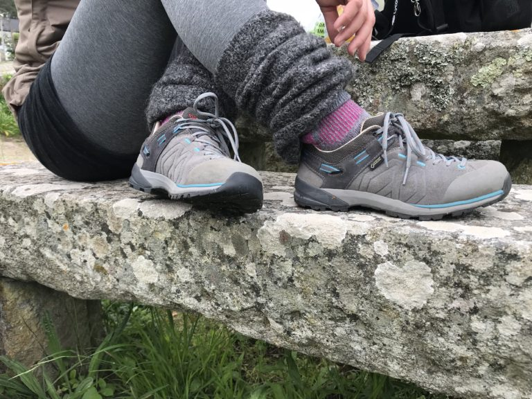 Portugese. Merino wool TUUB is good for hiking. Garmont Santiago Low Gtx (1)