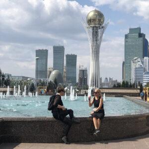 Astana Kasahstan TUUB, Anneli Tammik ja Itma Viidalepp