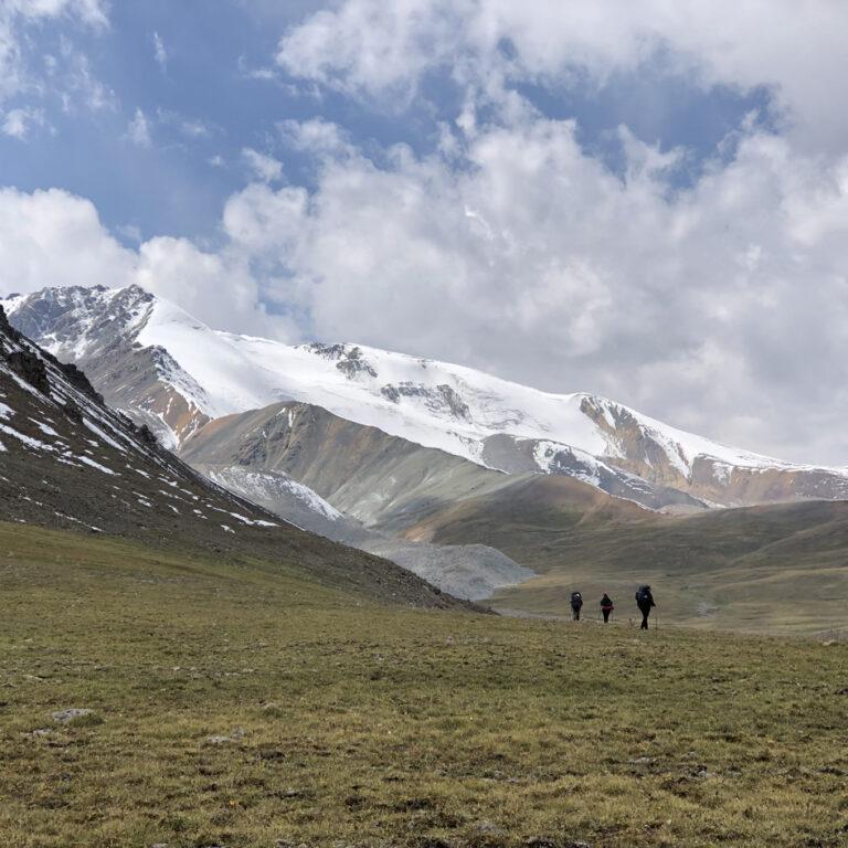 Kolmekesi Kasahstanis
