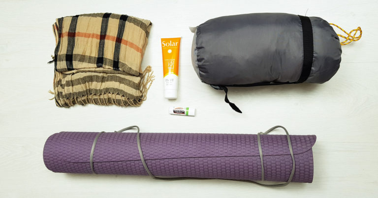 camino 2 The secondary must-haves packing for Camino