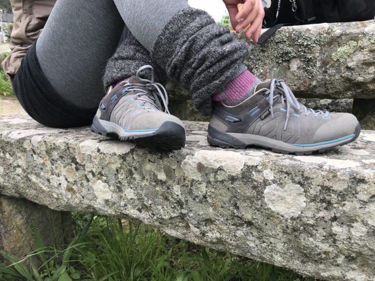 Portugese. Merino wool TUUB is good for hiking. Garmont Santiago Low Gtx (1)