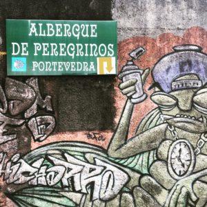 day8 Pontevedra Albergue de Peregrinos
