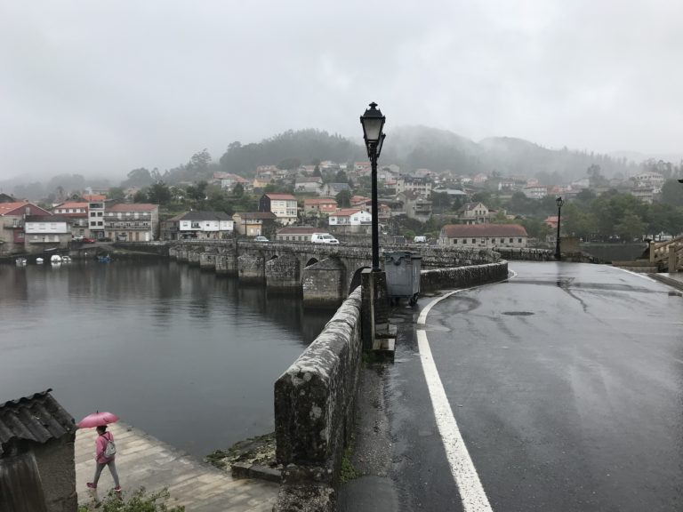 day8 Redonela to Pontevedra