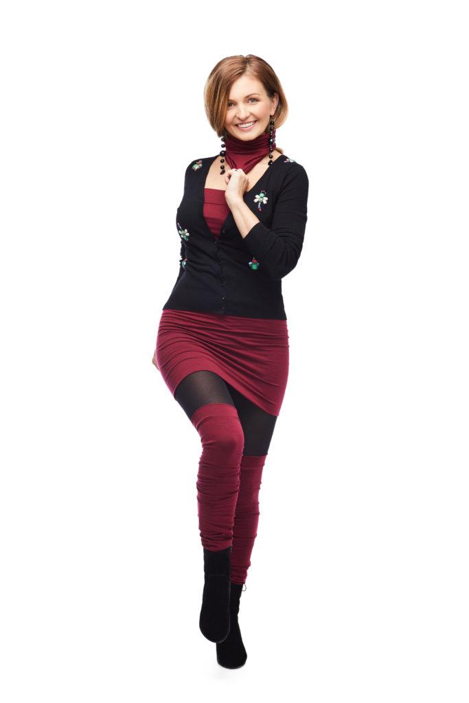Marili Rooba TUUB buff ja leggings